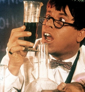 Jerry Lewis - viewed as comedy genius in France