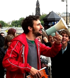 Mark Watson - Englishman with fake Welsh accent