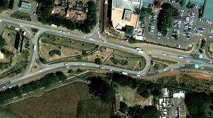 Nakumatt Junction, where Copstick was attacked, in Nairobi