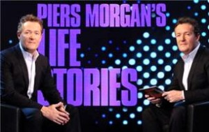 Piers Morgan's TV guest was unexpected