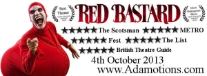 Red Bastard is in London this week