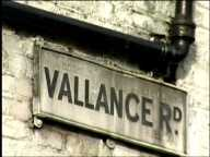 Vallance Road, home of the Kray Twins