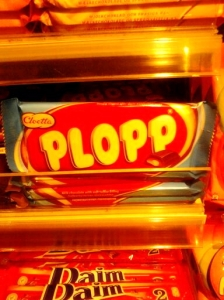 Bob Slayer's great chocolate find in Sweden
