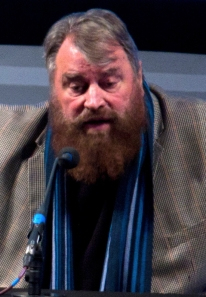 The real Brian Blessed - OTT character