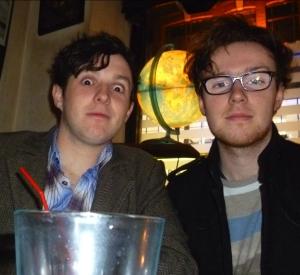 Potential Edinburgh Fringe legends Ellis & Rose