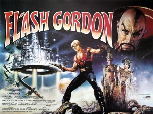 Flash Gordon (1980) - kitsch, cult or masterpiece?
