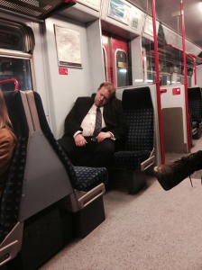This man could snore for the United Kingdom