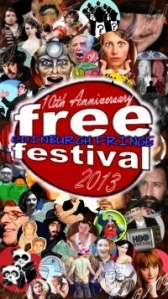 The Free Festival (not to be confused with the Freestival) broke away from the Free Fringe