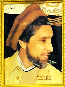 Assasinated Ahmad Shah Massoud