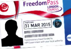 Freedom Pass - You can come but you can't go