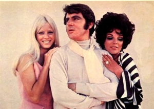 Anthony Newley starred in very odd Can Heironymus Merkin Ever Forget Mercy Humppe and Find True Happiness?