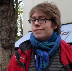 Jorik in London last week - Mozart has a lot to answer for