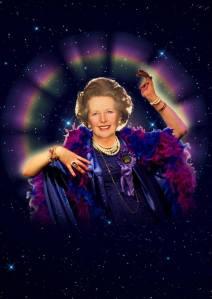 The Margaret Thatcher - Queen of Soho poster