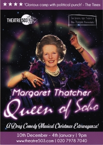 MargaretThatcherQueenSoho_flyer