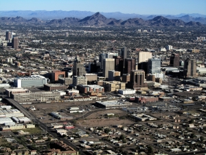 Phoenix, Arizona, the perfect place to fry an egg