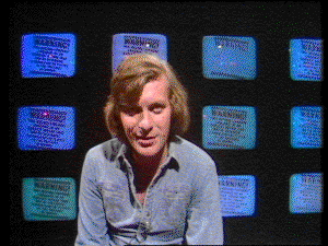 The late Tony Wilson presents Granada TV's mostly forgotten series So It Goes in 1976