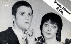 A publicity picture from around the time of Sonny's first Berlin visit