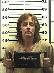Jennifer McCarthy in a police mugshot