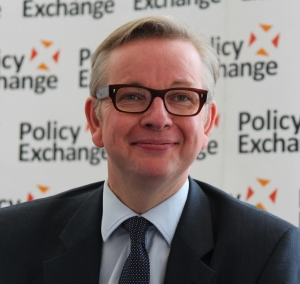Policies changed with Michael Gove