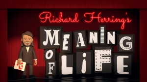 Richard's new project - his own TV series