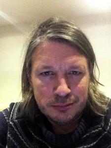 A 'selfie' by Richard last week