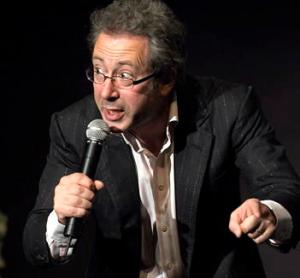 Ben Elton used to be a political comic