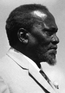 Jomo Kenyatta, first President of Kenya