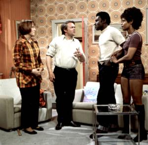 Love Thy Neighbour - top-rating comedy show