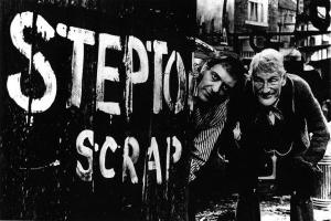 Steptoe and Son - a tragedy