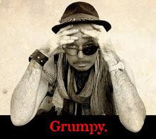 Writer Lee Bemrose aka Grumpy