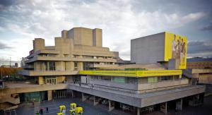 The National Theatre - not my favourite London building