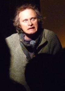 Simon performing in London last week