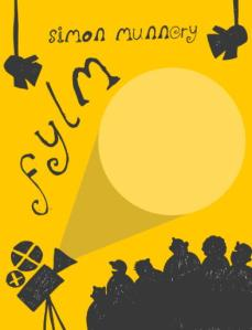 The poster for Simon's new Fylm show