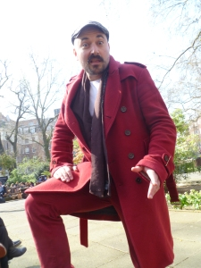 Adam Taffler in Square this week