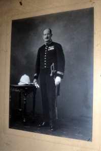 Charmian's distinguished grandfather