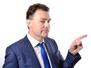Neil Mullarkey - inspirational businessman