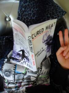 Polly Trope reads her book Cured Meat