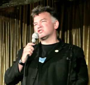 Stewart Lee: one of Pull The Other One's token comics