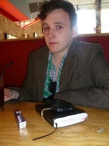 Gareth contemplates future Fringe punch-ups