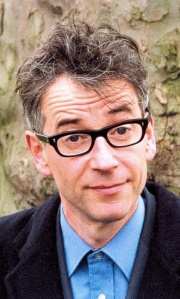 John Hegley & his poetic spectacles