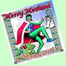 Mr Methane's Christmas CD