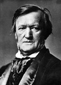 Richard Wagner liked to climb trees and stand on his head