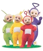 John directed inserts for Teletubbies