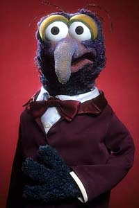 Michael's role model? - The Great Gonzo