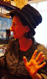 Vivienne Soan yesterday