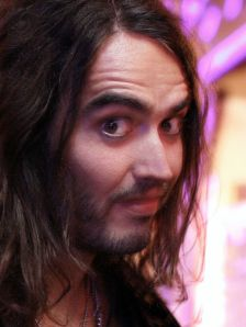 Russell Brand had a sex shop theme?