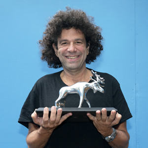 Al Lubel, winner of the 2013 Amused Moose Laughter Award
