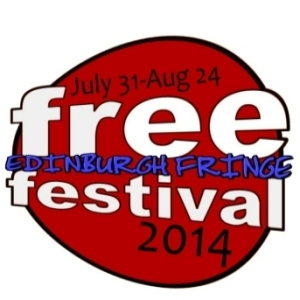The Laughing Horse Free Festival logo