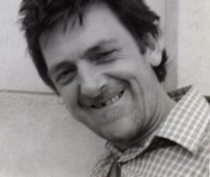 Ian Hinchliffe in the 1980s