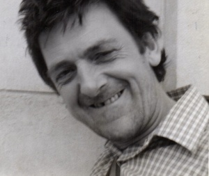 Ian Hinchliffe in the 1980s